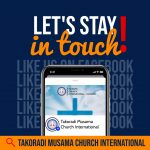 Lets Stay in touch